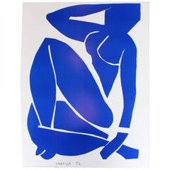 Henri Matisse Nu Bleu III Art Print