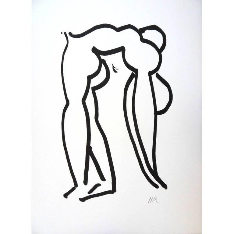 after Henri Matisse - Acrobat - Print by Henri Matisse