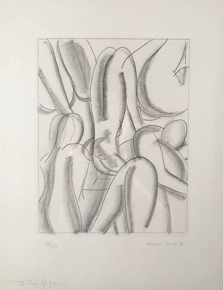 Henri Matisse Figurative Print - Circe