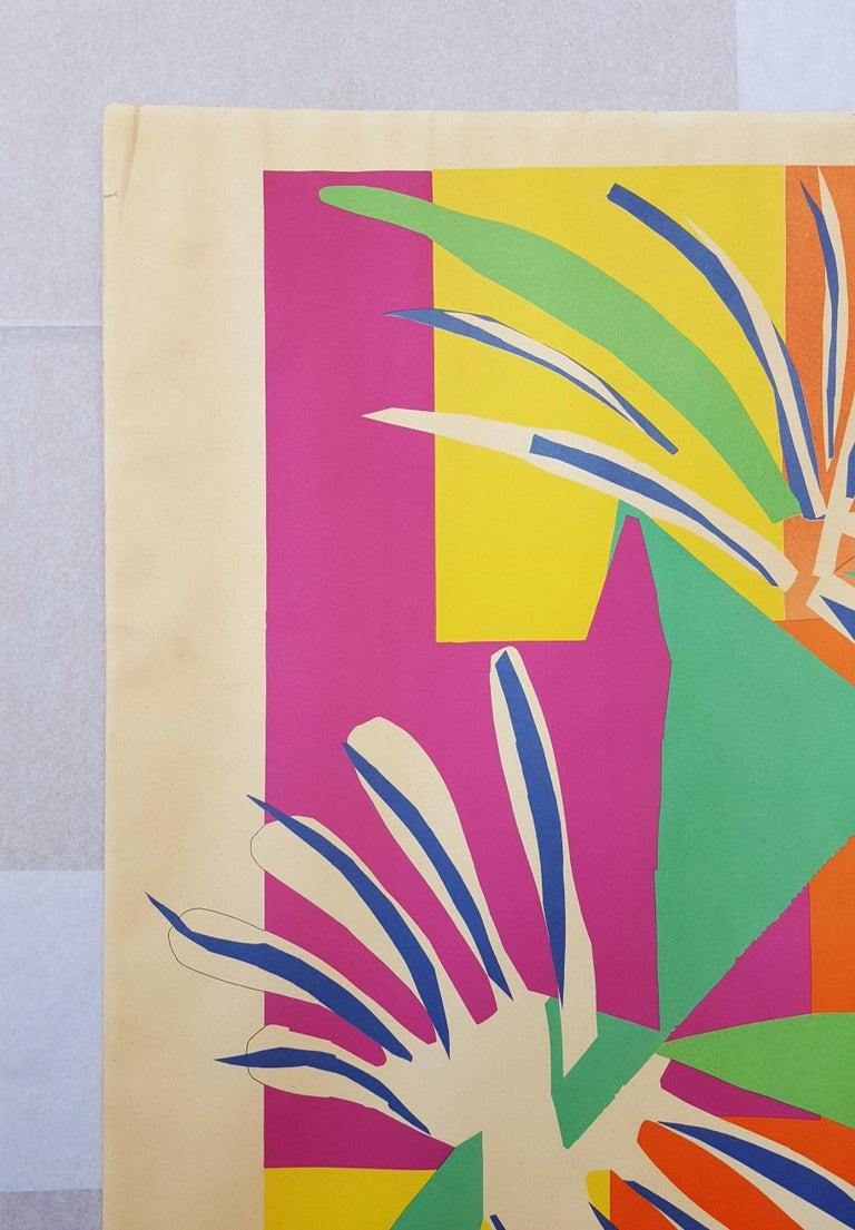 Côte d'Azur (La Danseuse Créole) - Modern Print by Henri Matisse
