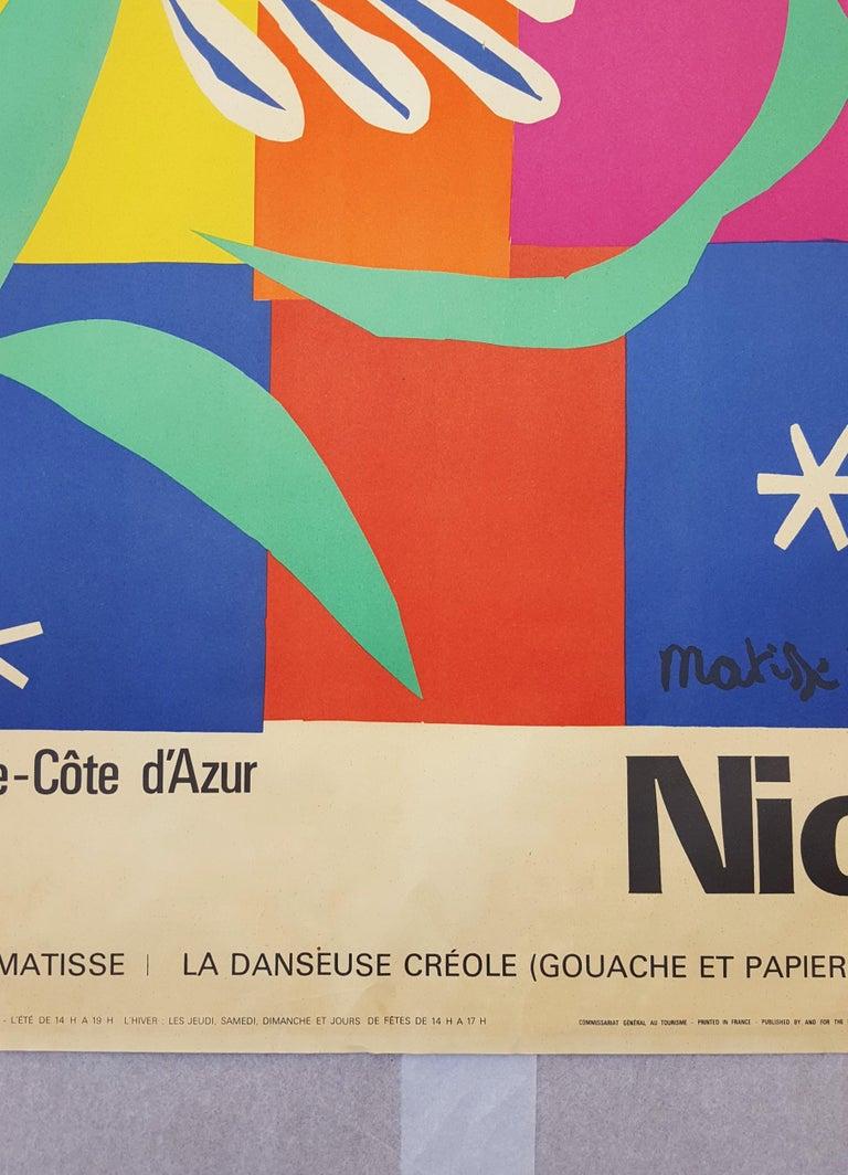 Côte d'Azur (La Danseuse Créole) For Sale 2