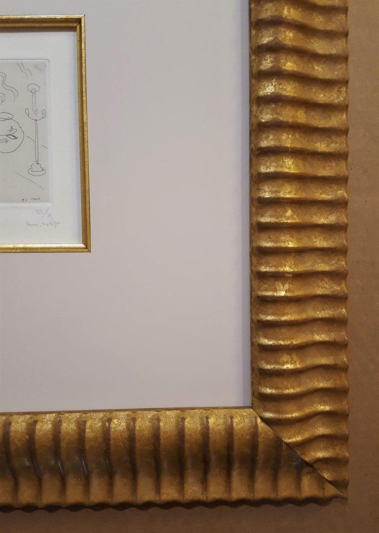Interior with Sleeping Figure (Figure endormie dans un intérieur) For Sale 2
