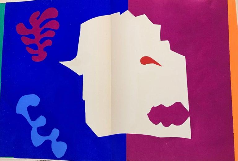 Jazz- Complete Book - Print by Henri Matisse