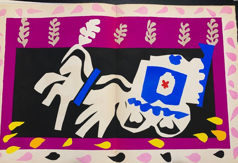 Jazz- Complete Book - Abstract Print by Henri Matisse