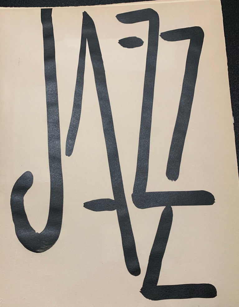 Jazz- Complete Book For Sale 2