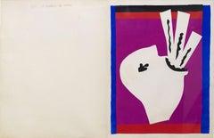 L' Avaleur de sabres - Henri Matisse, Pochoir, Print, Fauvism, Expressionism