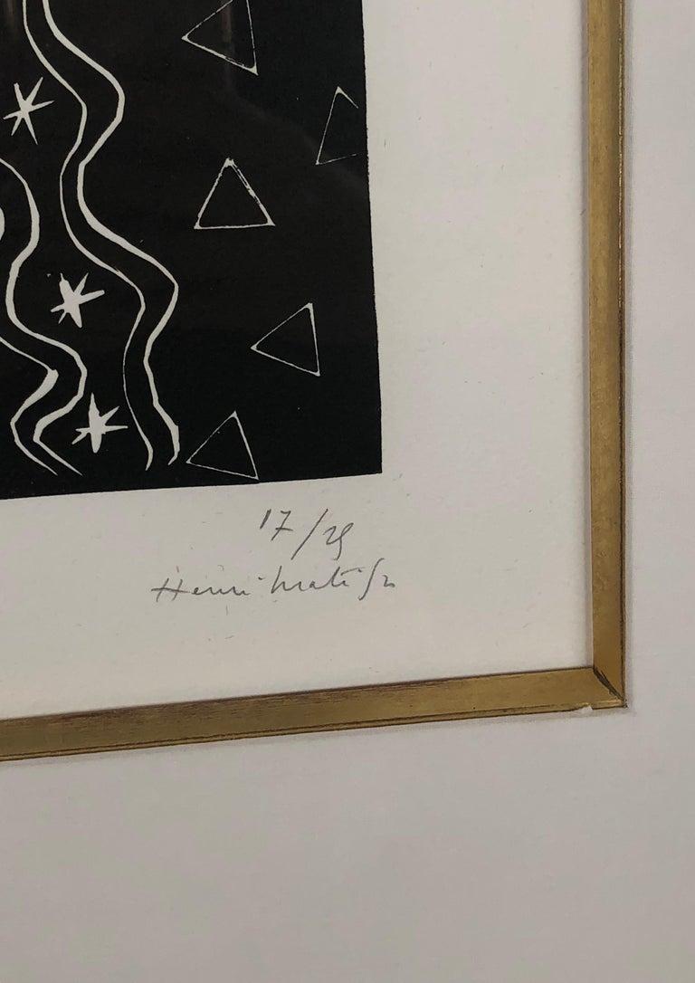 La Belle Tahitienne - Print by Henri Matisse