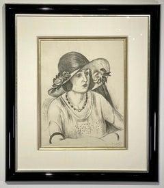 """Henri Matisse """"La Capeline de paille d'Italie"""""""
