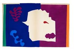 Le Loup - Henri Matisse, Jazz, Pochoir prints, Fauvism, Artist's books