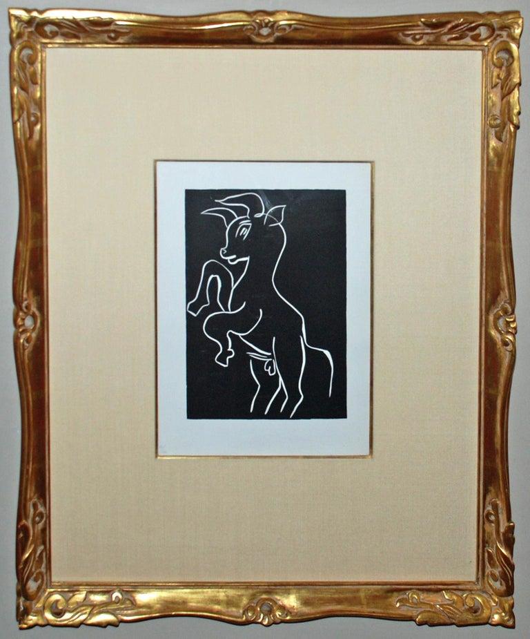 Henri Matisse Pasiphae Book Ii Print For Sale At 1stdibs