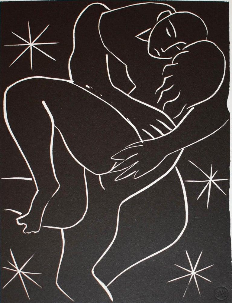Pasiphae Plate 32 - Print by Henri Matisse