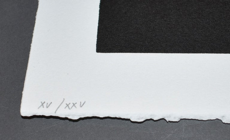 Pasiphae Plate 53 - Black Portrait Print by Henri Matisse