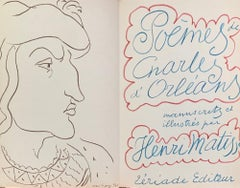 Poemes de Charles d'Orleans
