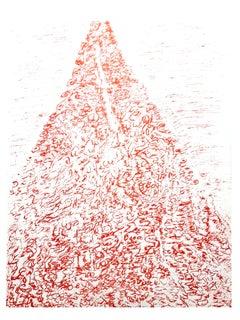 Henri Michaux -  Original Zinchograph