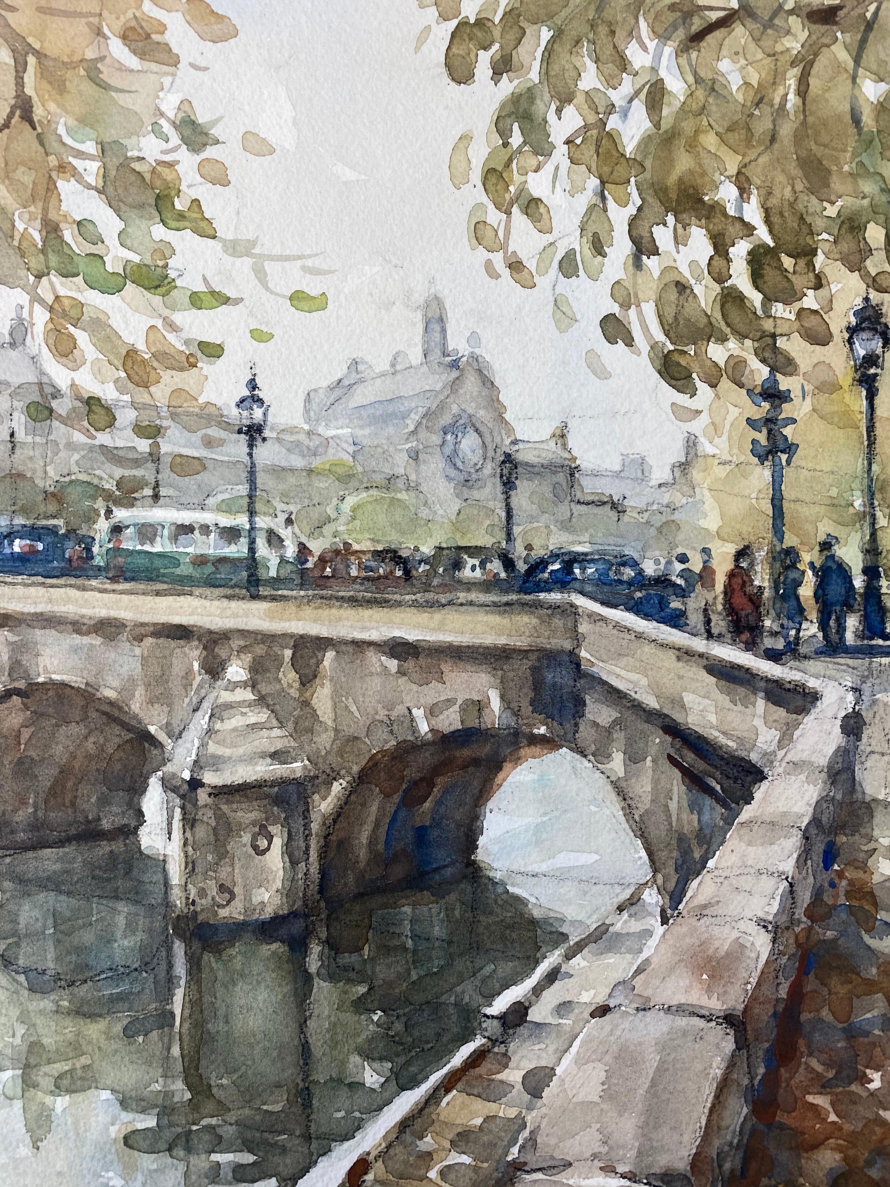 Ecole de Paris Mid 20th Century, Parisian Scene