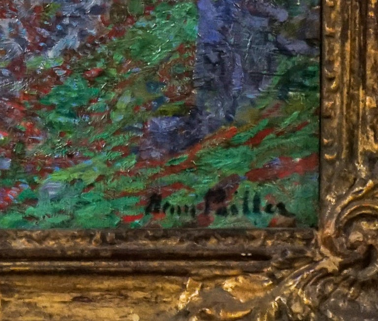 Henri Pailler (1876-1974) oil painting Titled