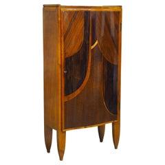 Henri Rapin 1925 Paris Exposition Model Cabinet