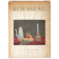 Henri Rousseau dit Le Douanier by Jean-Marie Lo Duca, First Edition