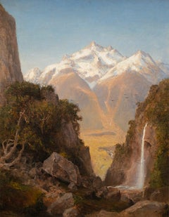 Chilean Andes, Cypress Valley