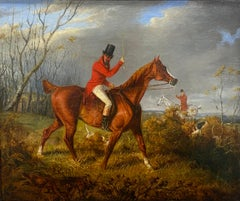"'The Huntsman""  - A gentleman hunting on horseback"