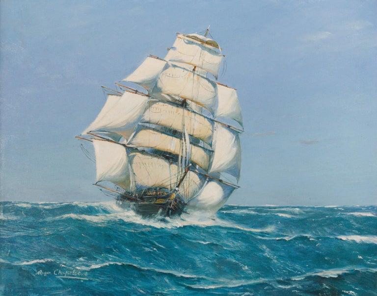 (1903 - ). Oil on canvas. 28