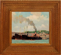 """Steam Trawlers"""