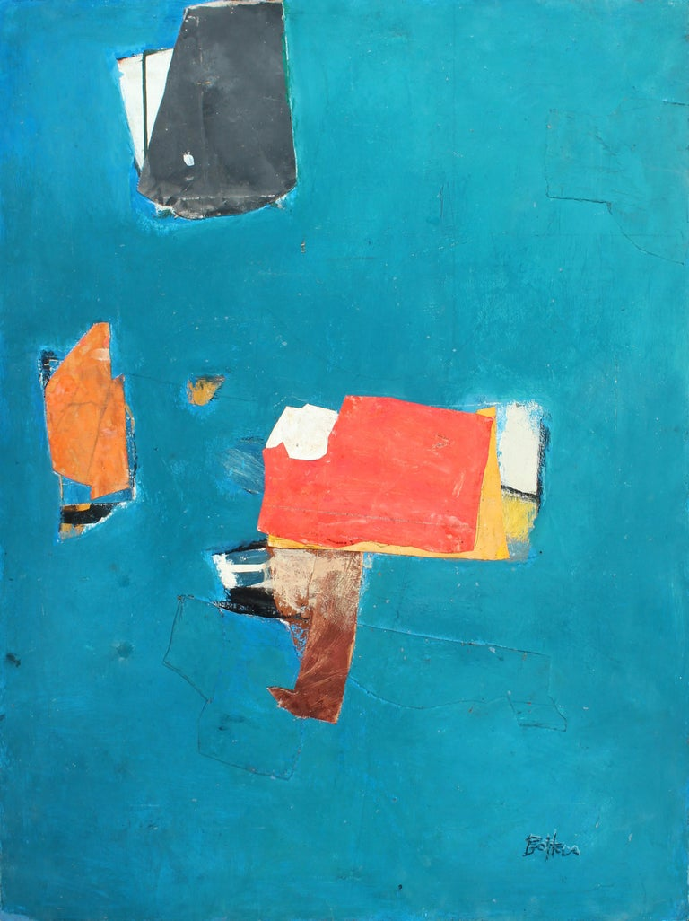 Henry Botkin Abstract Painting - Jaina