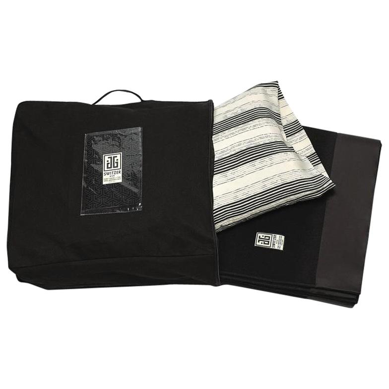 Henry Cashmere Blend Throw Milled in England