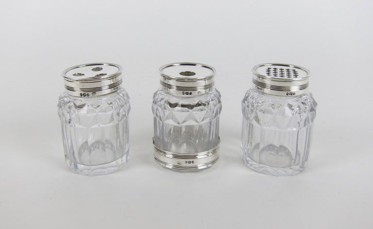 Antique English Ink, Quill & Pounce Bottles from 1792, The Rockefeller Sale For Sale 8
