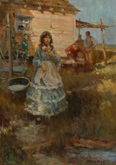 A Prairie Rose, Book Cover, 1941