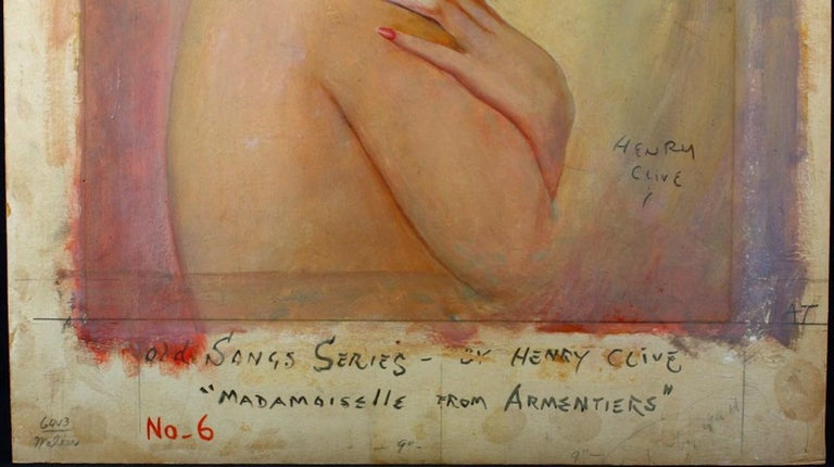 Mademoiselle from Armentières For Sale 1