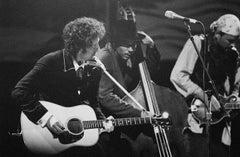 Bob Dylan, Woodstock, 1969