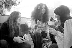 Bonnie Raitt, Maria Muldaur, Linda Ronstadt, 1974