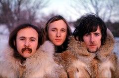 Crosby, Stills & Nash, Big Bear, CA, 1969