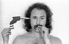 "David Crosby, ""Flag Gun"", 1970"