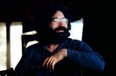 Jerry Garcia, Stinson Beach, CA, 1971