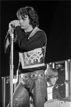 Jim Morrison, Los Angeles, CA, 1968