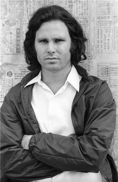 Jim Morrison, Venice, CA 1969