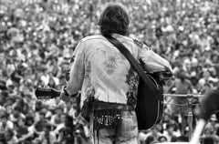 John Sebastian, The Lovin' Spoonful, Woodstock, Bethel, NY, 1969