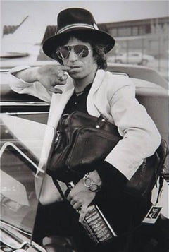 Keith Richards, 1979