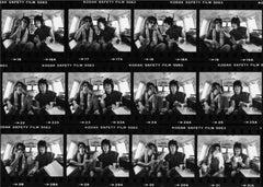 Keith Richards & Ron Wood, Los Angeles, CA 1979
