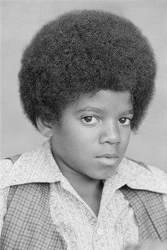 Michael Jackson, Portrait, 1971