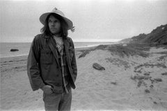 Neil Young at the Beach