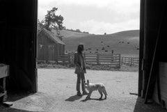 Neil Young, Broken Arrow Ranch, Half Moon Bay, California 1971