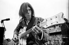 Neil Young, 'White Falcon,' Balboa Stadium, San Diego, CA 1969