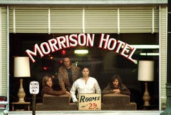 "The Doors, ""Morrison Hotel"" 50th Anniversary, Los Angeles, CA, 1969"
