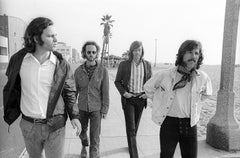 The Doors, Venice Beach, CA, 1969