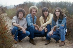 The Eagles, Topanga Canyon, CA, 1973