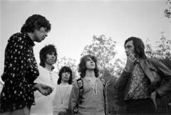 The Rolling Stones, Laurel Canyon, CA