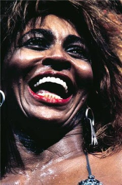 Tina Turner, Los Angeles, CA, 1985